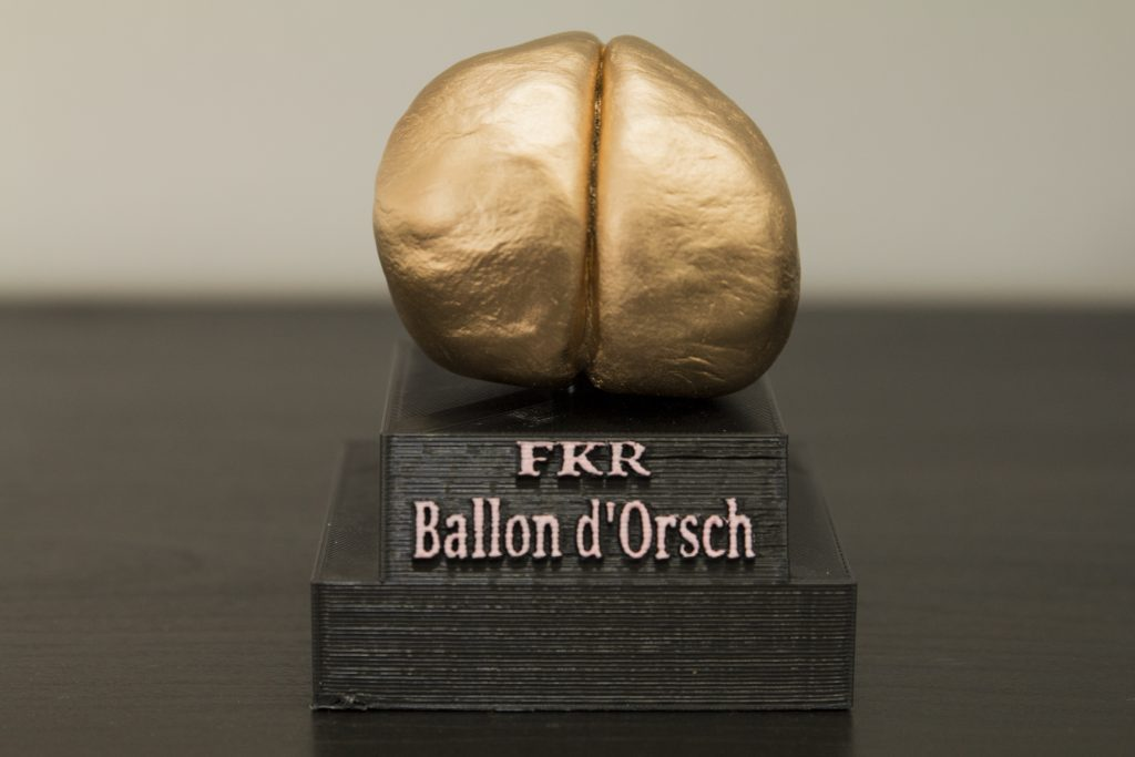Ballon D'Orsch 2019
