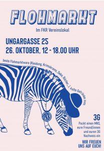 Flohmarktplakat FKR 26.10.